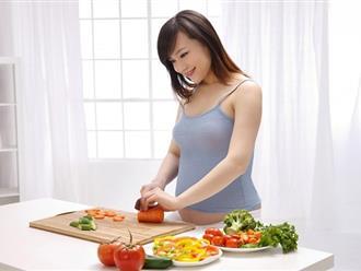 6 loại thực phẩm mẹ bầu nên ăn vào buổi tối để dễ ngủ và tốt cho thai nhi