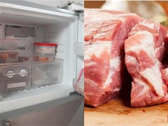 9 thực phẩm tuyệt đối không nên bảo quản trong ngăn đá