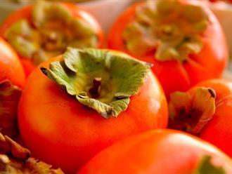 Nếu bạn thường xuyên ăn quả hồng điều gì sẽ xảy ra với cơ thể?
