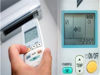 Tiền điện giảm 1 nửa vì biết cách chỉnh 5 chế độ của máy điều hòa rất ít người biết