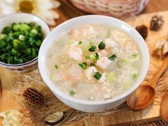 Tối nào tôi cũng ăn món súp này, sau 2 tuần giảm cả 3cm mỡ bụng