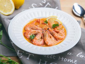 Biến tấu sáng tạo cho món tôm rim đầy hương vị cực ngon cơm