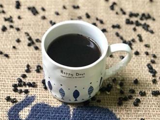 Có 1 món trà uống vô là tóc đen mắt sáng da mịn, chị em văn phòng chớ bỏ qua