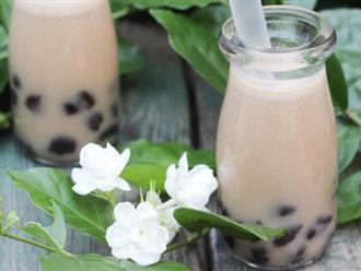 """Cả nhà tấm tắc khen tay nghề của tôi nhờ món trà sữa với công thức mới ngon """"vô đối"""""""
