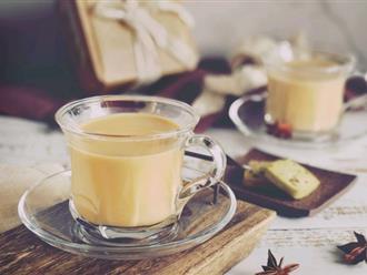 Trà sữa quế: Món tủ ngon lành giúp bạn làm ấm cơ thể những ngày lạnh