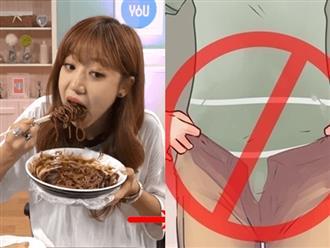 """Tránh làm 5 điều """"cấm kỵ"""" sau bữa ăn nếu bạn không muốn bụng chảy xệ, cơ thể nhanh lão hóa"""