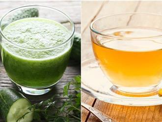 Trước khi đi ngủ mà uống những loại đồ uống này thì chẳng cần tập mỡ bụng cũng giảm