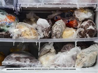 Nếu bạn đang cho thực phẩm vào túi ni lông rồi nhét tủ lạnh là đang tự hạ độc cả nhà
