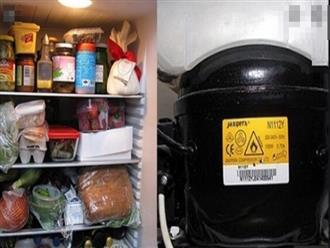 5 dấu hiệu bất thường của của tủ lạnh báo hiệu cần sửa sớm để tránh những nguy hiểm