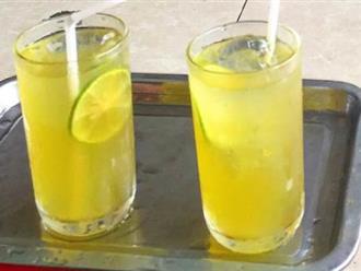 Nếu uống nước trà chanh liên tục sau 5 ngày điều kỳ lạ gì sẽ đến với cơ thể của bạn?