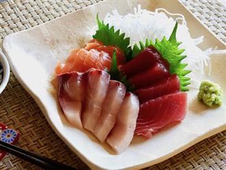 Vào nhà hàng Nhật ăn Sashimi mà không biết những quy tắc này thì ê mặt lắm