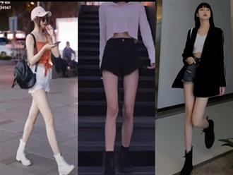 Mỹ nữ sở hữu vòng eo 50cm, đôi chân dài hơn cả siêu mẫu, đi đến đâu dân tình 'mỏi cổ' ngóng theo đến đấy