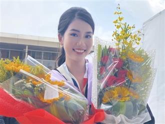 Ghen tị với 'con nhà người ta', Á hậu Phương Anh tốt nghiệp bằng giỏi đại học RMIT