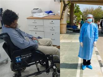 Tâm chấn Covid-19 ở Ấn Độ: Đại sứ Phạm Sanh Châu đau đớn 'giành' suất giường chữa bệnh cho kỹ sư Việt Nam, 'không muốn khóc mà nước mắt cứ trào ra'