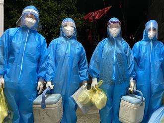Hà Tĩnh ghi nhận thêm 11 trường hợp dương tính SARS-CoV-2