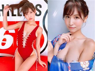 Sakura Momo: Mỹ nhân phim 'nóng' hết mình vì vai diễn đến 'bào mòn thể lực', khiến cánh mày râu xót xa