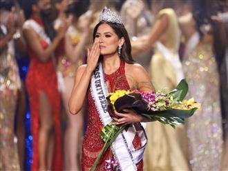 Tân Hoa hậu Hoàn vũ Thế giới: Nhan sắc 'cực phẩm', học vấn 'khủng' cùng bề dày 'chinh chiến' nhiều đấu trường nhan sắc