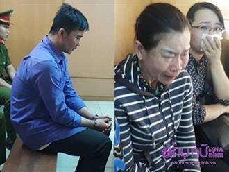 Thầy giáo dùng dao đâm người yêu cũ 21 nhát vì bị từ chối hàn gắn: Mẹ khóc ngất trong phiên tòa