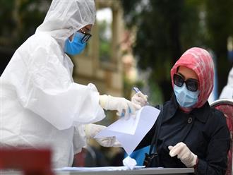 Việt Nam ghi nhận thêm 24 trường hợp mắc Covid-19 mới, bệnh nhân đều trở về từ nước ngoài