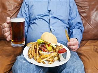 Thói quen ăn vặt có thể tổn hại sinh lý nam giới