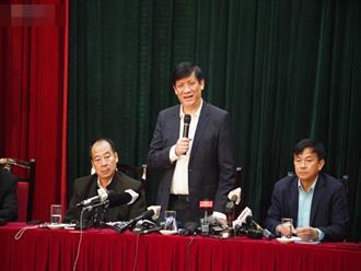 Thứ trưởng Bộ Y tế: Việt Nam đã phòng chống dịch thành công trong 2 giai đoạn và đang kiểm soát được giai đoạn 3