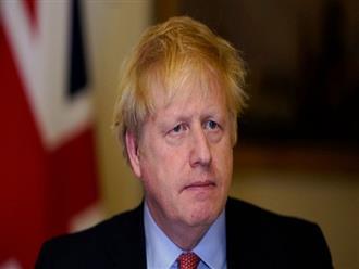 Nóng: Thủ tướng Anh Boris Johnson nhiễm Covid-19