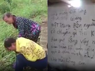 Vụ 3 cha con treo cổ tử vong ở Tuyên Quang: Lời kể đau đớn của người thân