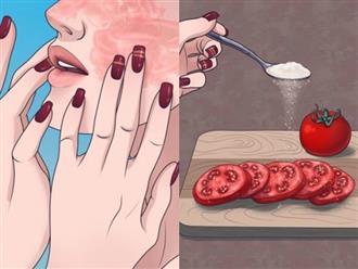 6 cách chăm sóc da mặt sạch mịn, trắng hồng từ nguyên liệu tự nhiên trong bếp