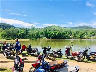Rủ nhau cắm trại ở đập nước, 5 em học sinh lớp 8 đuối nước thương tâm
