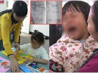 Nghi án cô giáo nhét chất bẩn vào vùng kín bé gái 5 tuổi vì mâu thuẫn người lớn