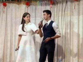 Á hậu Bùi Phương Nga song ca 'tình bể bình' với bạn trai Bình An sau khi công khai tình yêu