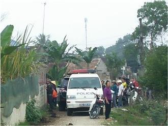 Thanh Hóa: Người phụ nữ chết bất thường ở nhà riêng, nghi do chồng sát hại
