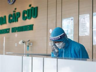 Ảnh: Bệnh viện Bệnh Nhiệt đới Trung ương sẵn sàng đón 120 bệnh nhân Covid-19 từ Guinea Xích đạo về nước, bố trí robot hỗ trợ chăm sóc, điều trị
