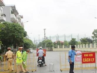 Bắc Giang: Khoanh vùng, cách ly 3 thôn do 2 ca nghi nhiễm COVID-19