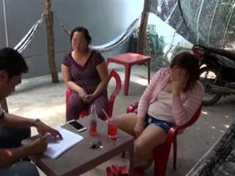 Cận Tết, hai phụ nữ U60 bị bắt quả tang đang bán dâm giá rẻ trong quán nhậu