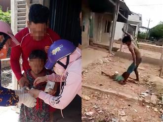 Vụ cha bạo hành con gái 6 tuổi ở Sóc Trăng: Người thân đánh nhau vì giành giữ tiền bảo trợ