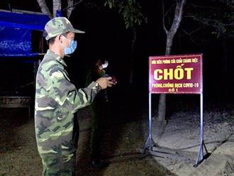 Bắt giữ 3 người Việt đang giúp 8 người Trung Quốc tháo chạy khỏi TP.HCM