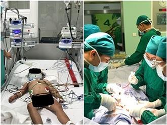TPHCM: Ngã vào chén cơm vỡ, bé gái 2 tuổi suýt tử vong vì bị mảnh sành đâm thủng cổ