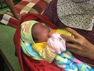 Nam Định: Phát hiện bé gái sơ sinh bị bỏ rơi tại nghĩa trang