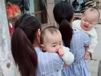 Đẻ sinh đôi hai con gái, đôi vợ chồng định sinh thêm con trai ai ngờ 'trúng số độc đắc'