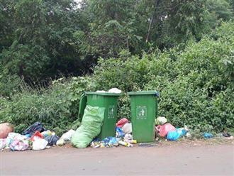 Quyên góp tiền mai táng cho bé sơ sinh tử vong trong thùng rác ở Đắk Lắk