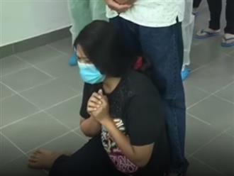 Bình Dương: Nghẹn lòng cảnh khu cách ly lập bàn thờ cho cô gái chịu tang cha