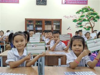 Bộ GD&ĐT phản hồi về nội dung chưa phù hợp trong SGK môn Tiếng Việt lớp 1