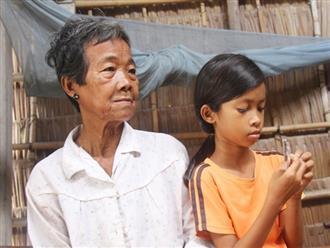 Bố mất, mẹ bỏ đi từ lúc lọt lòng, bé gái 11 tuổi mắc bệnh tim bẩm sinh sống cùng bà nội già yếu