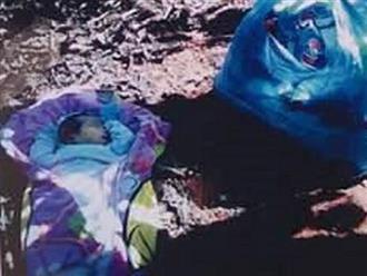 Lâm Đồng: Bé trai 2 tháng tuổi bị bỏ trước cửa nhà dân giữa trời giá rét