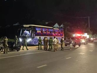 CA thông tin vụ người dân Hội An chặn xe ô tô vì nghi ngờ chở người Trung Quốc bỏ trốn