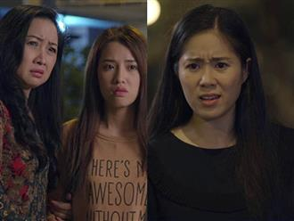 Cảnh phim Lê Phương đuổi mẹ chồng ra khỏi nhà được ủng hộ