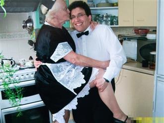 Cụ bà 83 tuổi lấy chồng kém 40 tuổi, tiết lộ nhiều đêm chân đi không vững vì đời sống 'chăn gối' quá tuyệt vời