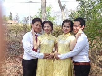 Anh em sinh đôi lấy chị em sinh đôi ở Cà Mau đã đẻ con: Ngoại hình của hai đứa trẻ gây thích thú