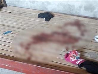 Đòi đi tập múa trung thu, bé gái 10 tuổi bị bố ruột cứa cổ chết